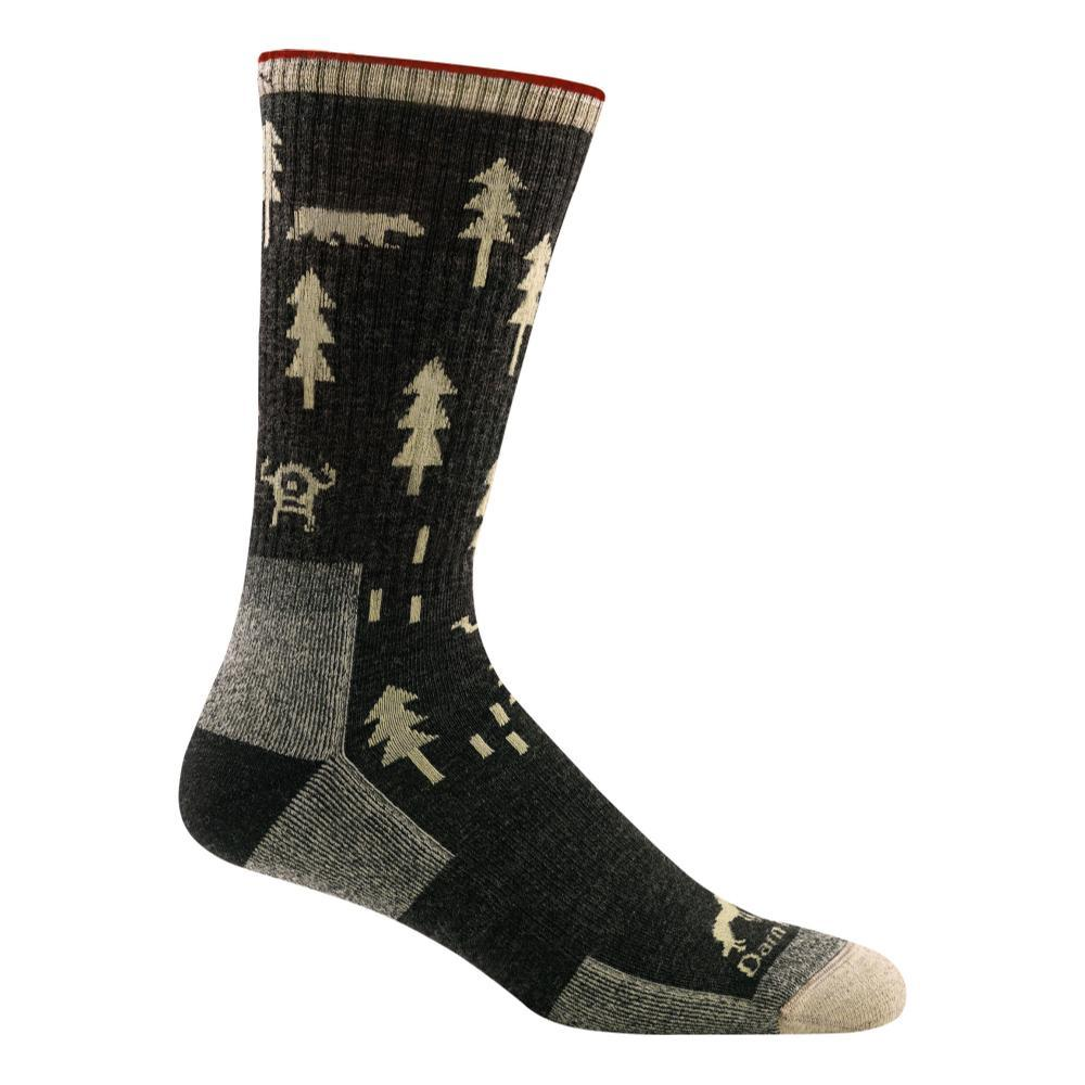 Darn Tough Men's ABC Cushion Boot Socks BLACK