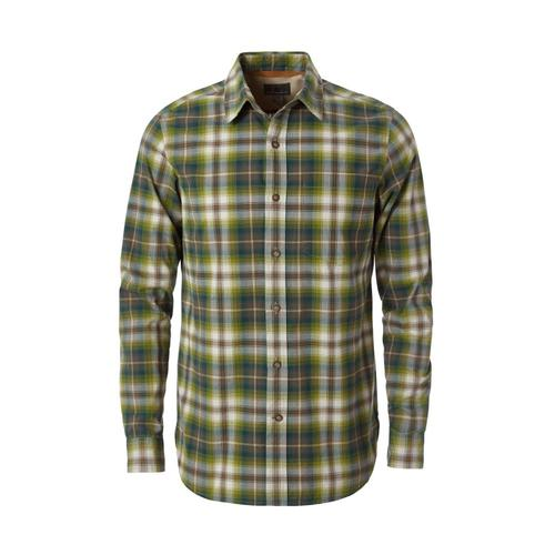 Royal Robbins Men's Trouvaille Plaid Long Sleeve Shirt Climbingivy