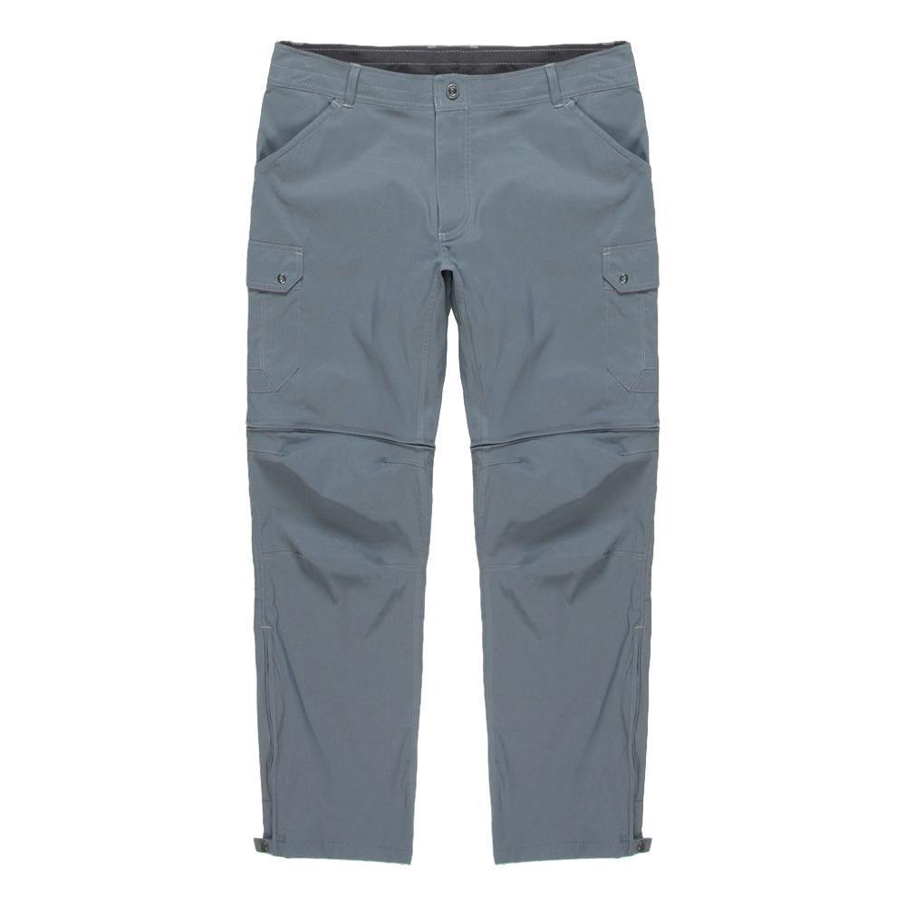 KUHL Men's Renegade Cargo Convertible Pants - 32in PEWTER