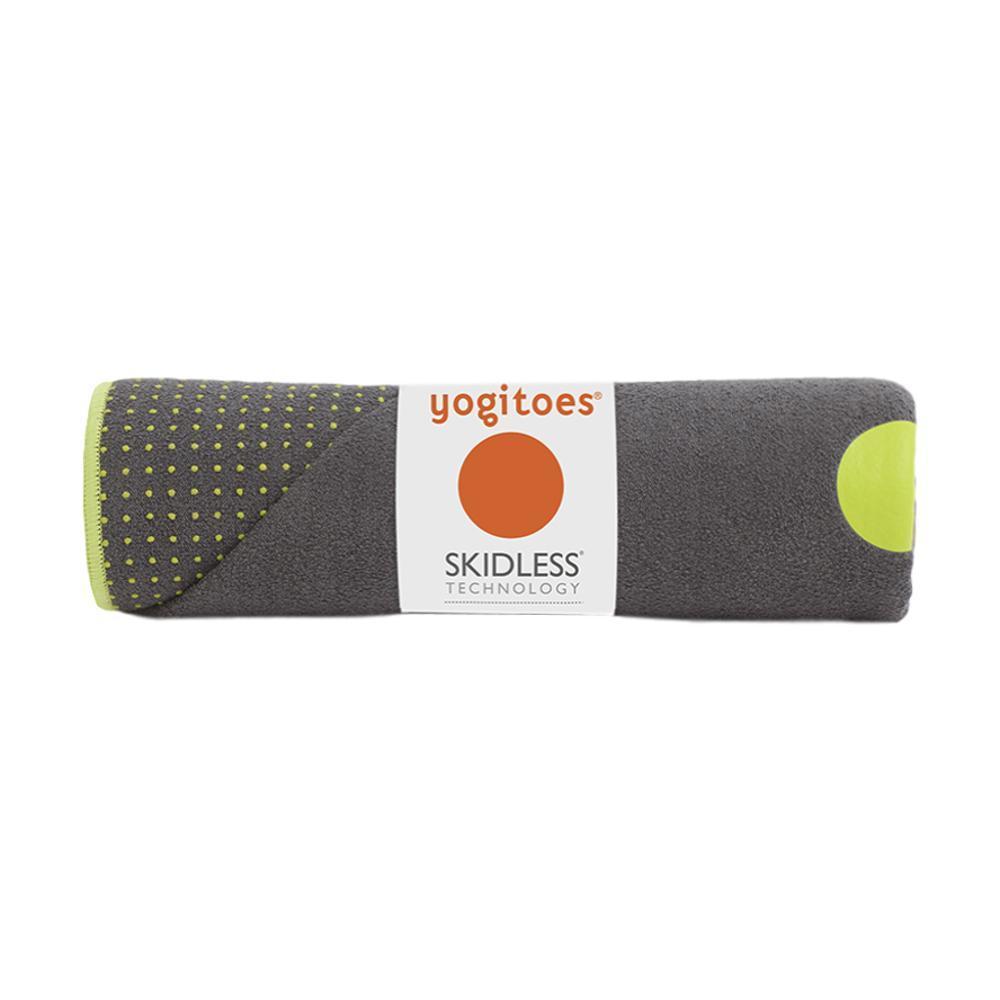 Manduka yogitoes Yoga Towel - Thunder THUNDER_2