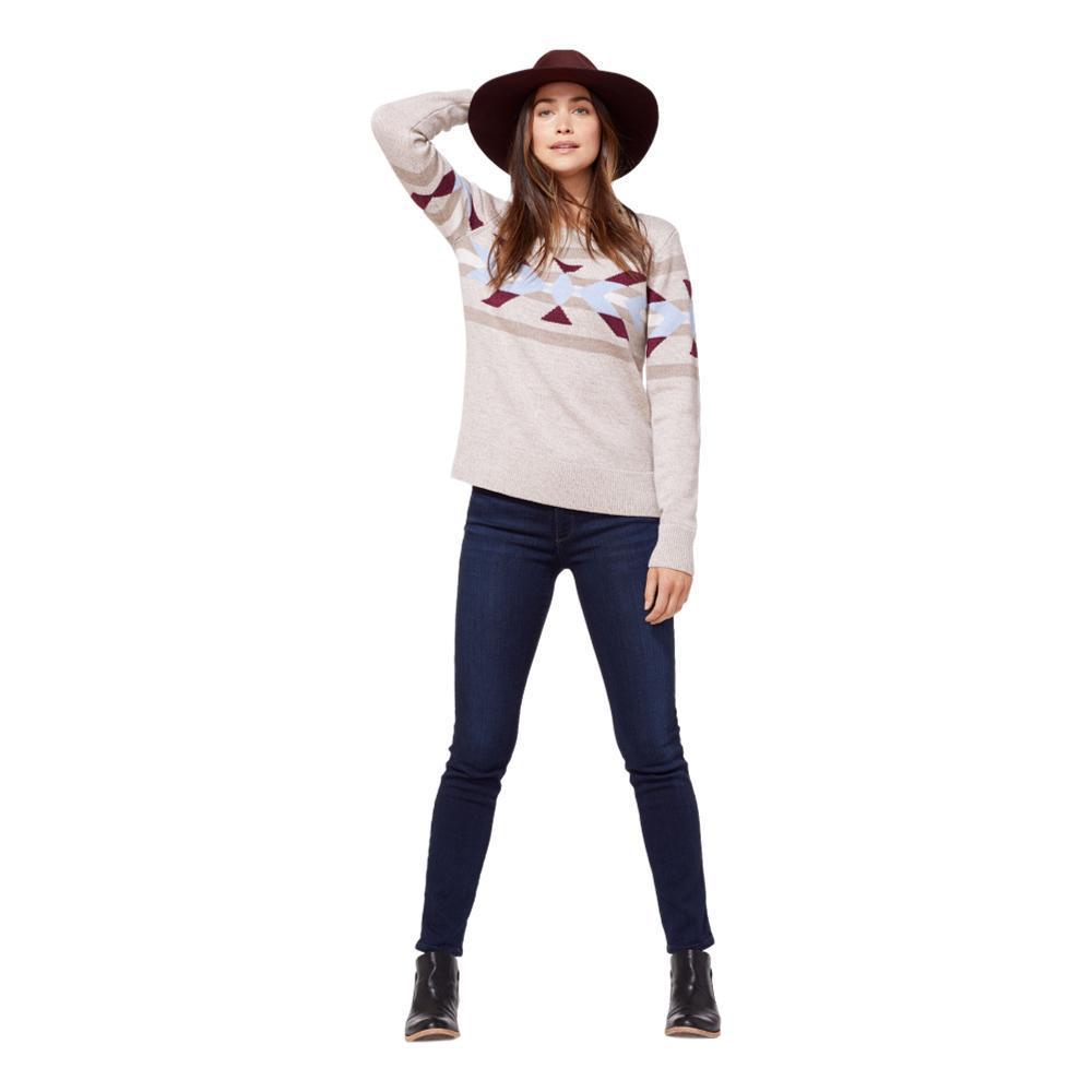 Pendleton Women's Heritage Merino Pullover NATURALMT