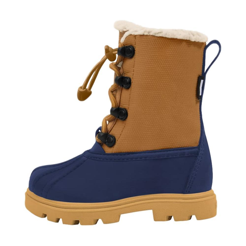 Native Kids Jimmy 3.0 Boots REGBLUEBROWN