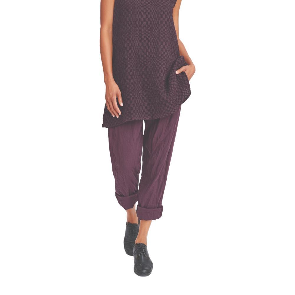 FLAX Women's Driven Pant WINE