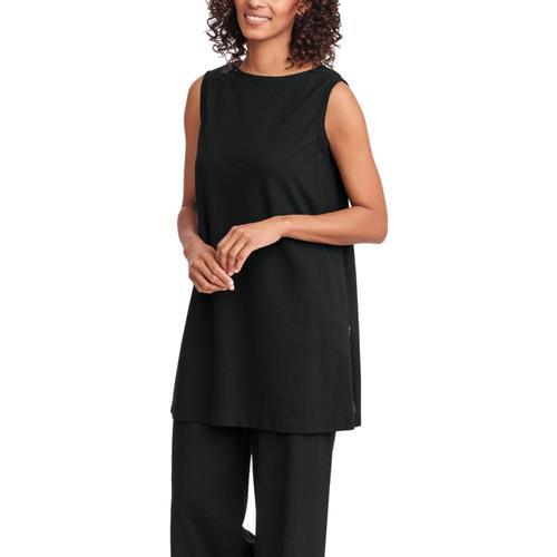FLAX Women's Go To Tunic Black