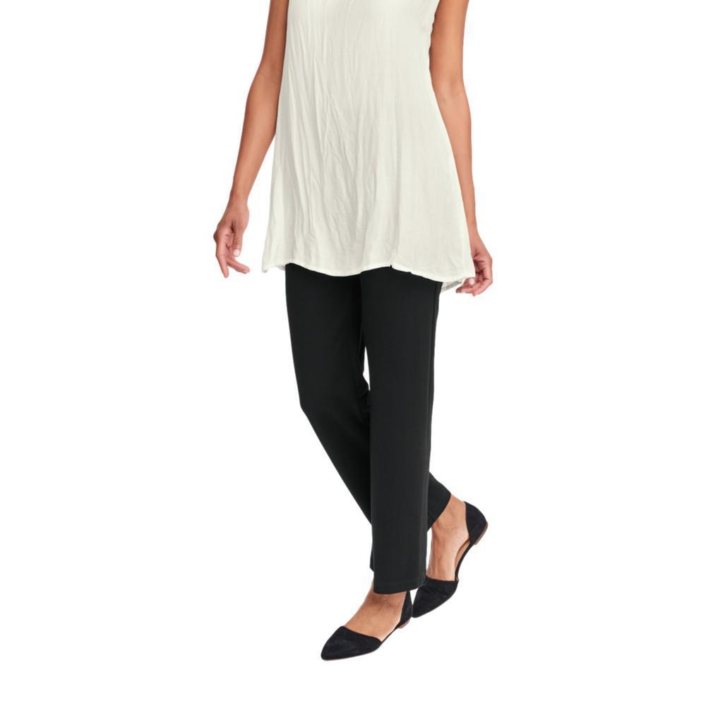 FLAX Women's Perfect Pants BLACK