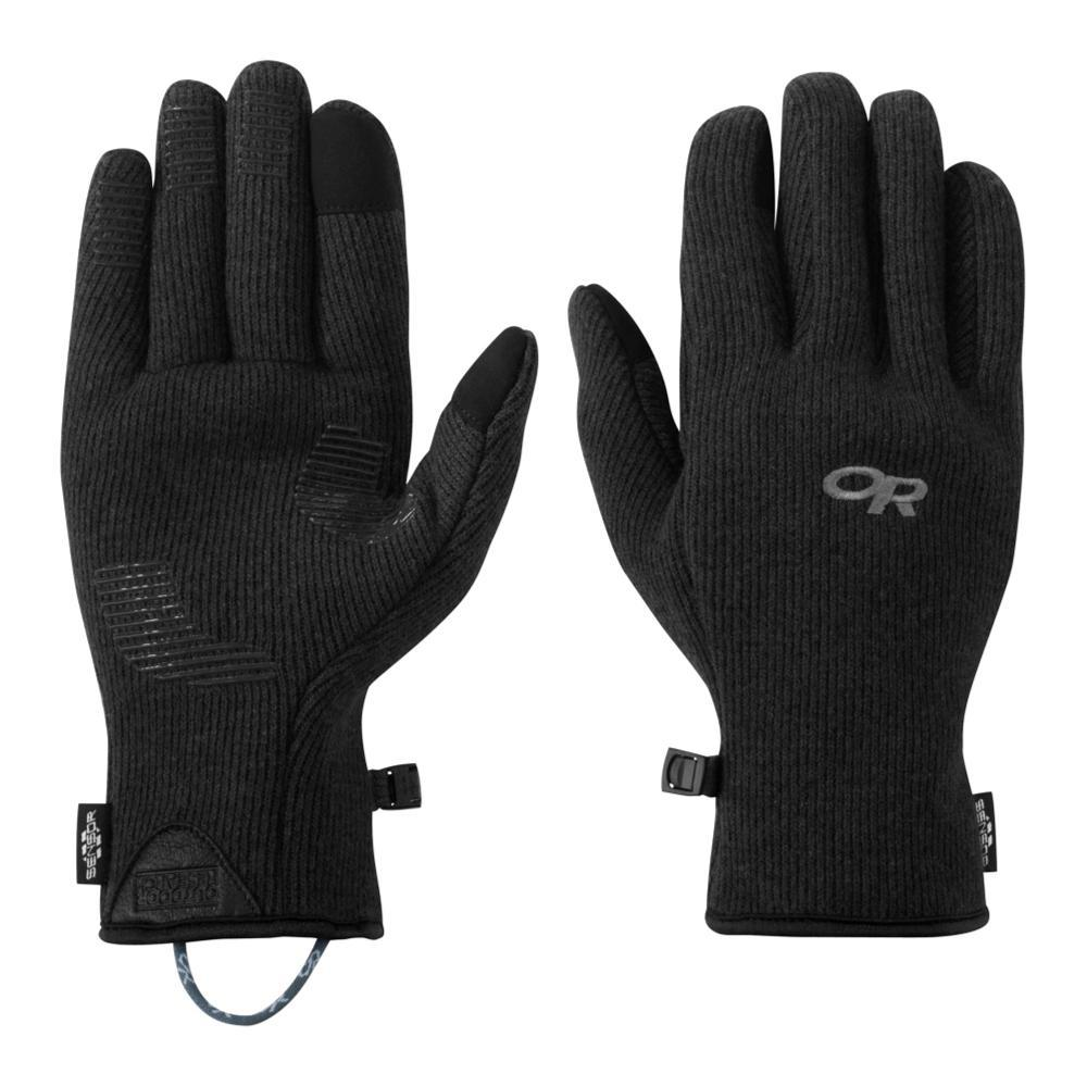 Outdoor Research Men's Flurry Sensor Gloves BLK_001