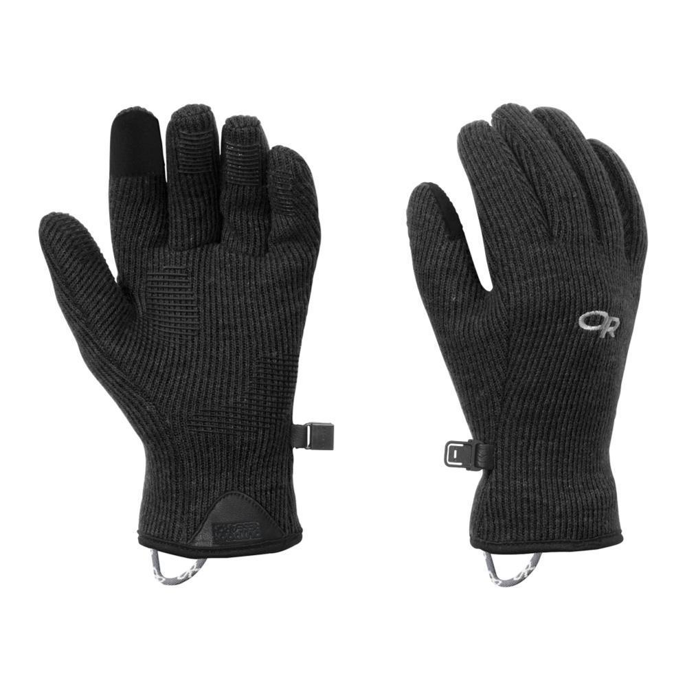 Outdoor Research Women's Flurry Sensor Gloves BLK_001