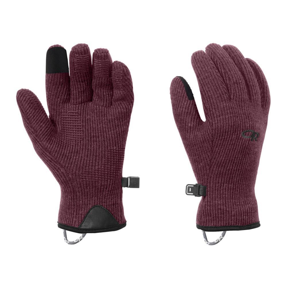 Outdoor Research Women's Flurry Sensor Gloves PINOT_0560