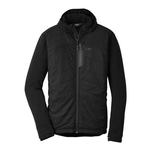 Outdoor Research Men's Deviator Hoody Black_0189