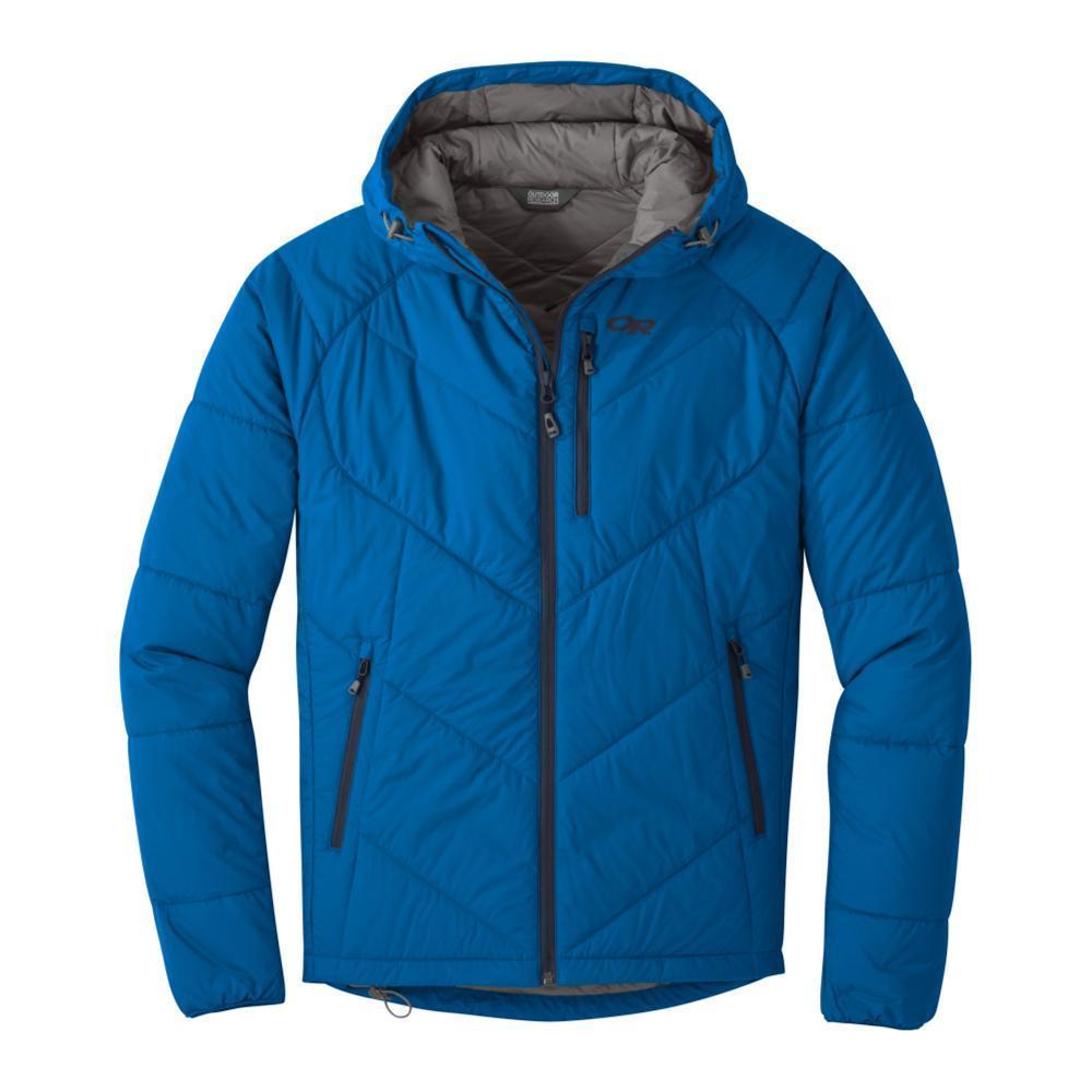 Outdoor Research Men's Refuge Hooded Jacket COBALT_0270