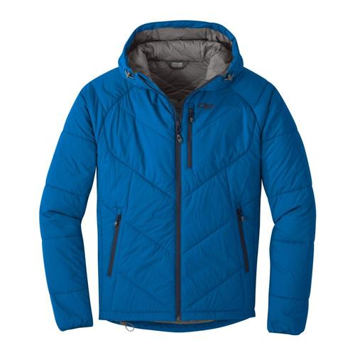 Outdoor Research Men's Refuge Hooded Jacket Cobalt_0270