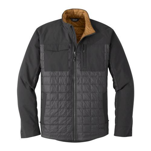 Outdoor Research Men's Prologue Refuge Jacket Stm.Blk_1345