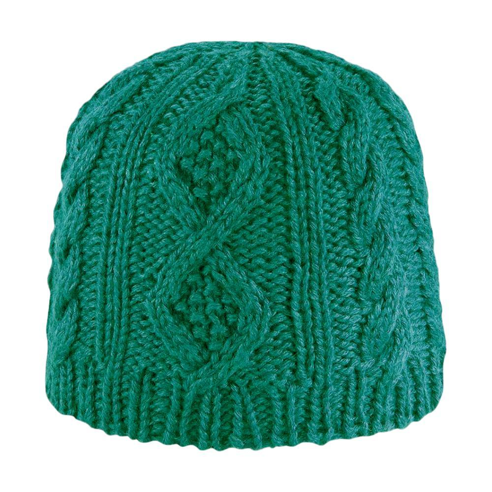 Pistil Riley Cable-Knit Beanie GREEN_GRE