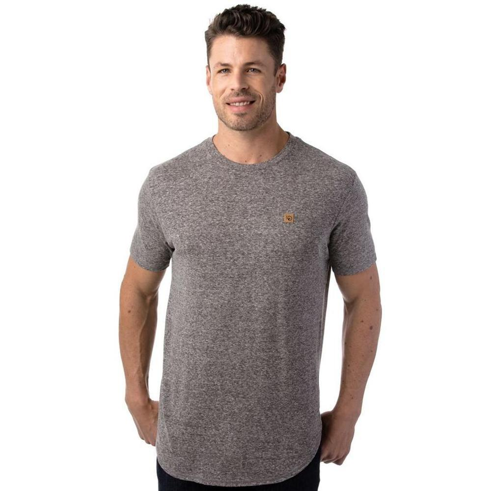 tentree Men's Drifter Long Tee LUNARROCK