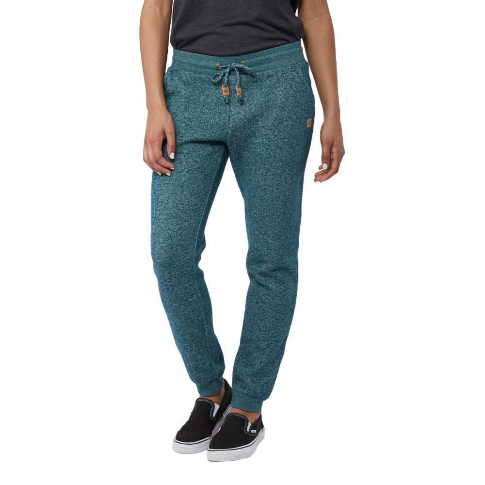 tentree Women's Bamone Sweatpants ATLANTIC