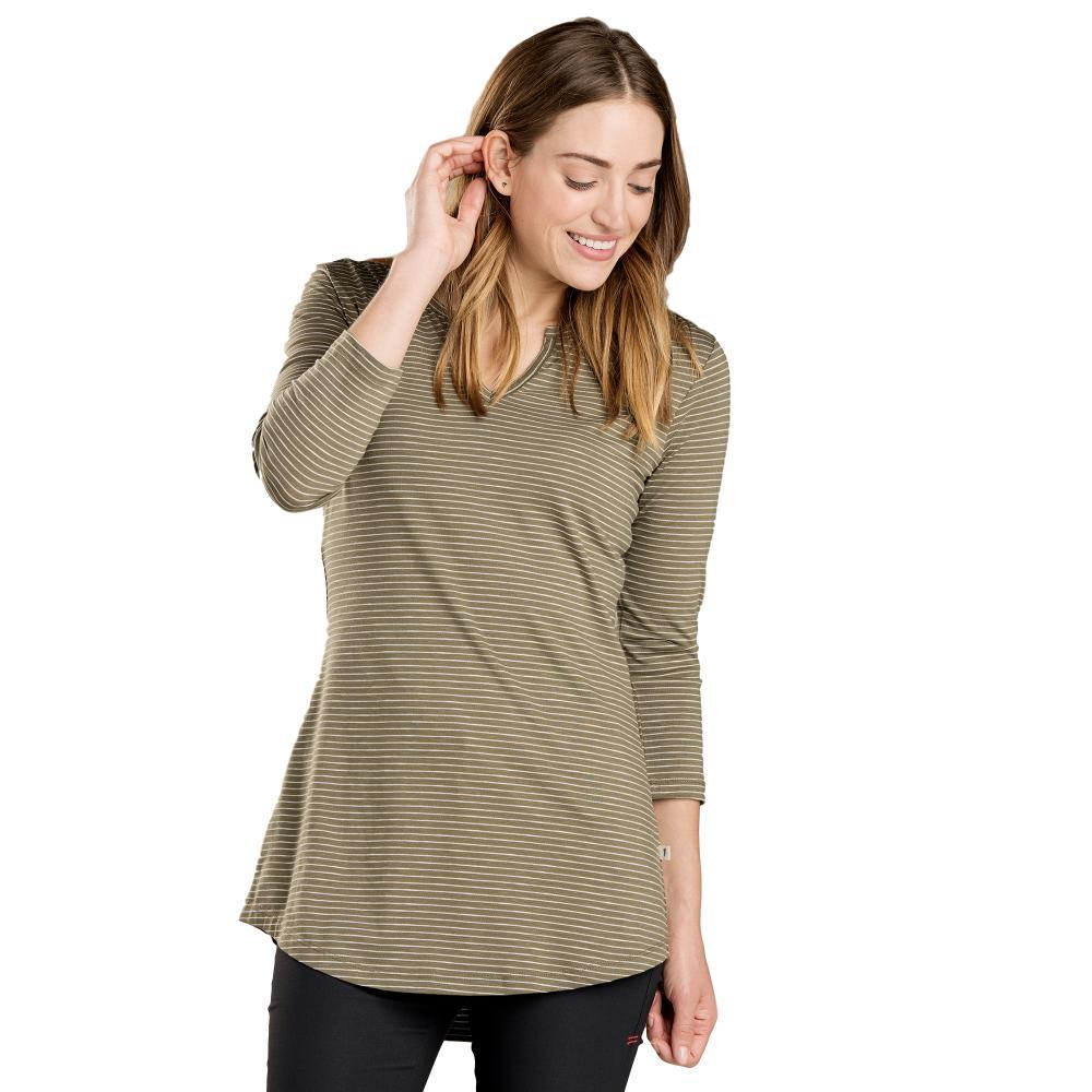 Toad&Co Women's Tamaya Dos Tunic RUSTICOLIVE