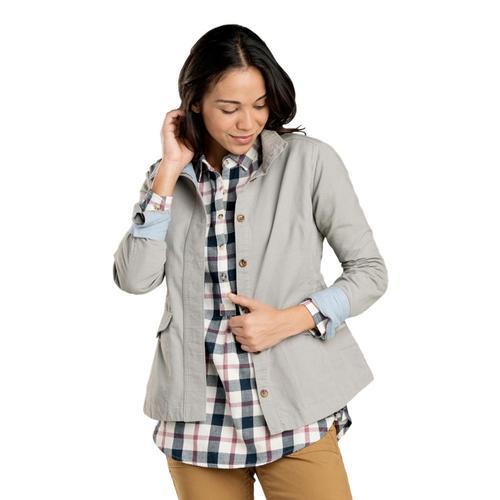 Toad&Co Women's Fyrefly Jacket Lightash