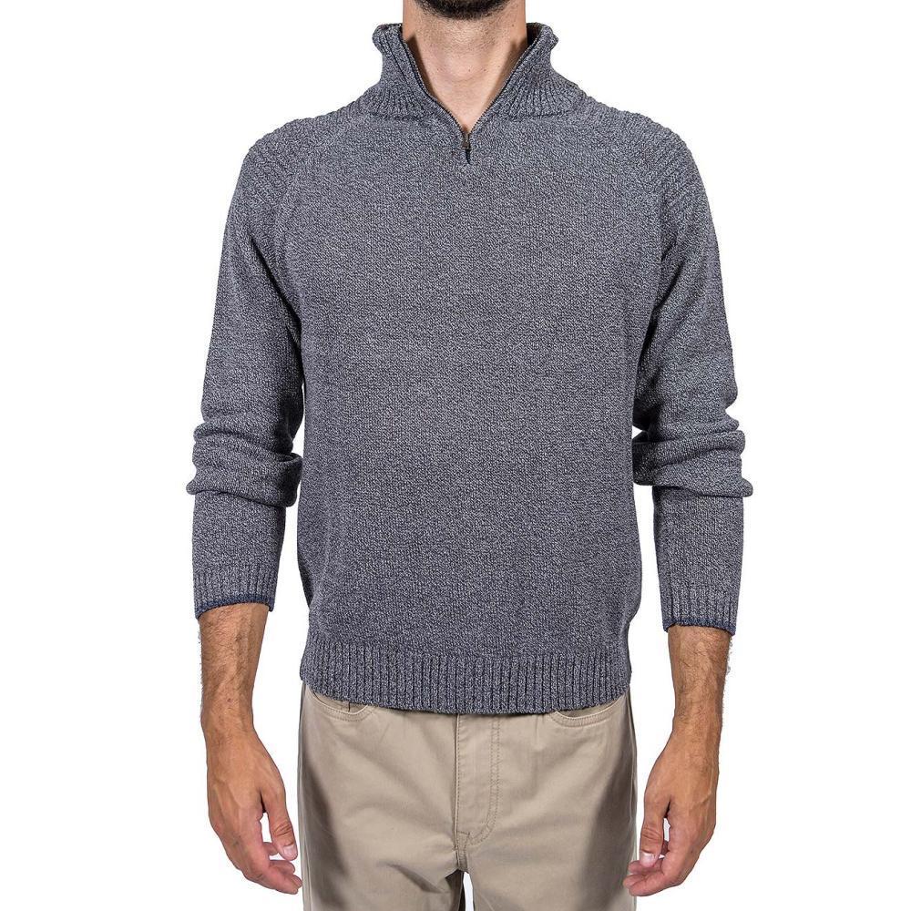 Gramicci Men's Capability ½ Zip Sweater MARLEDGREY