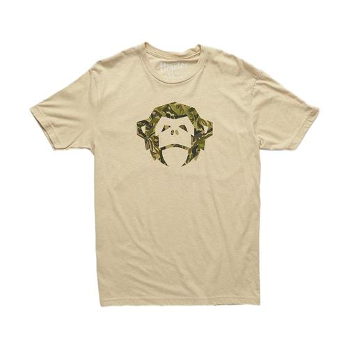 Howler Brothers El Mono Jungle Select T-Shirt Cream