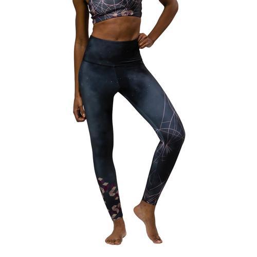 Onzie Women's Graphic High Rise Midi Leggings