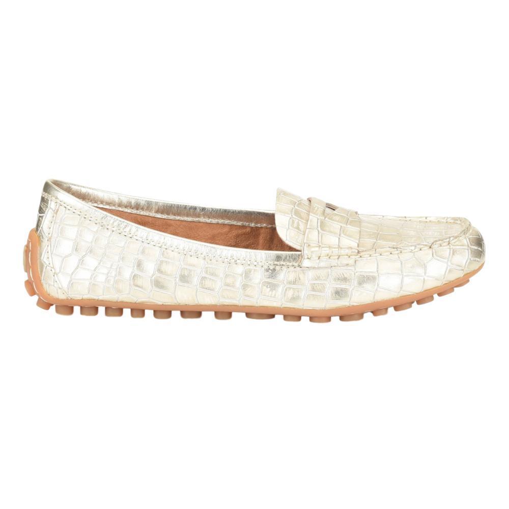 Born Women's Malena Shoes GOLDCROC