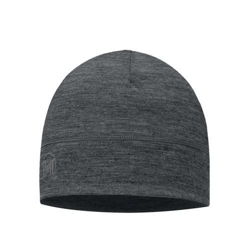 Buff Lightweight Merino Wool Hat - Grey 2 Grey