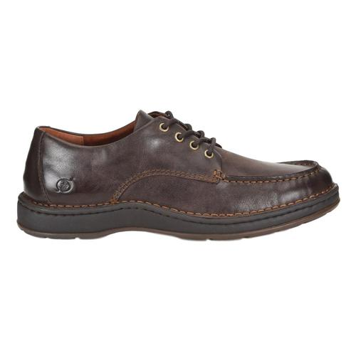 Born Men's Leon Shoes Dkbrn.Slion