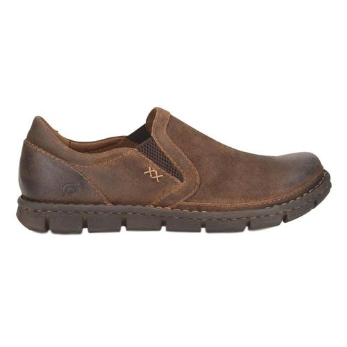 Born Men's Sawyer Shoes Brn.Siena