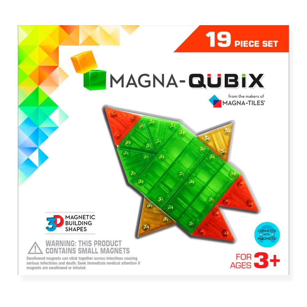 Magna- Tiles Magna- Qubix 19 Piece Set