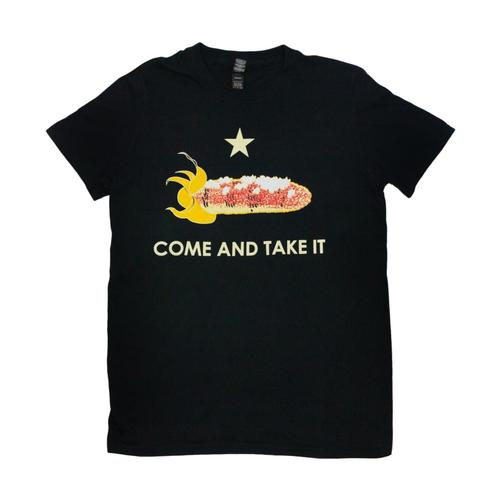BarbacoApparel Come and Take It Tee Black