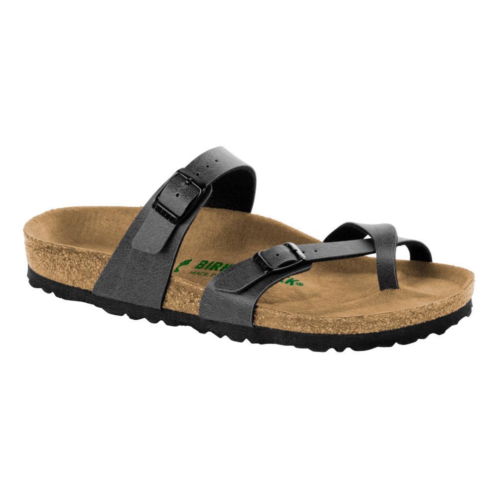Birkenstock Women's Mayari Birkibuc Sandals ANTHRACITE