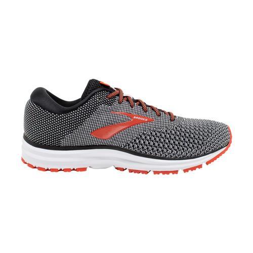 Brooks Men's Revel 2 Road Running Shoes Blk.Ltgry_091