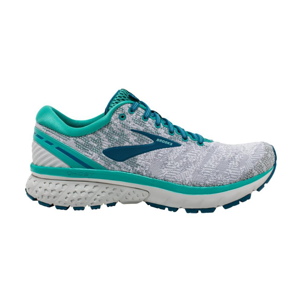 Brooks Women's Ghost 11 Road Running Shoes WHT.GRY.LTG_118