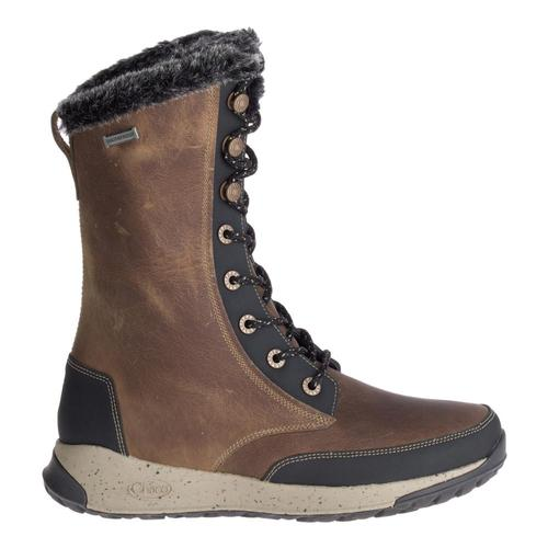 Chaco Women's Borealis Tall Waterproof Boots Mink