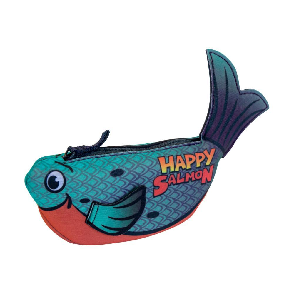 North Star Games Happy Salmon Card Game BLUE