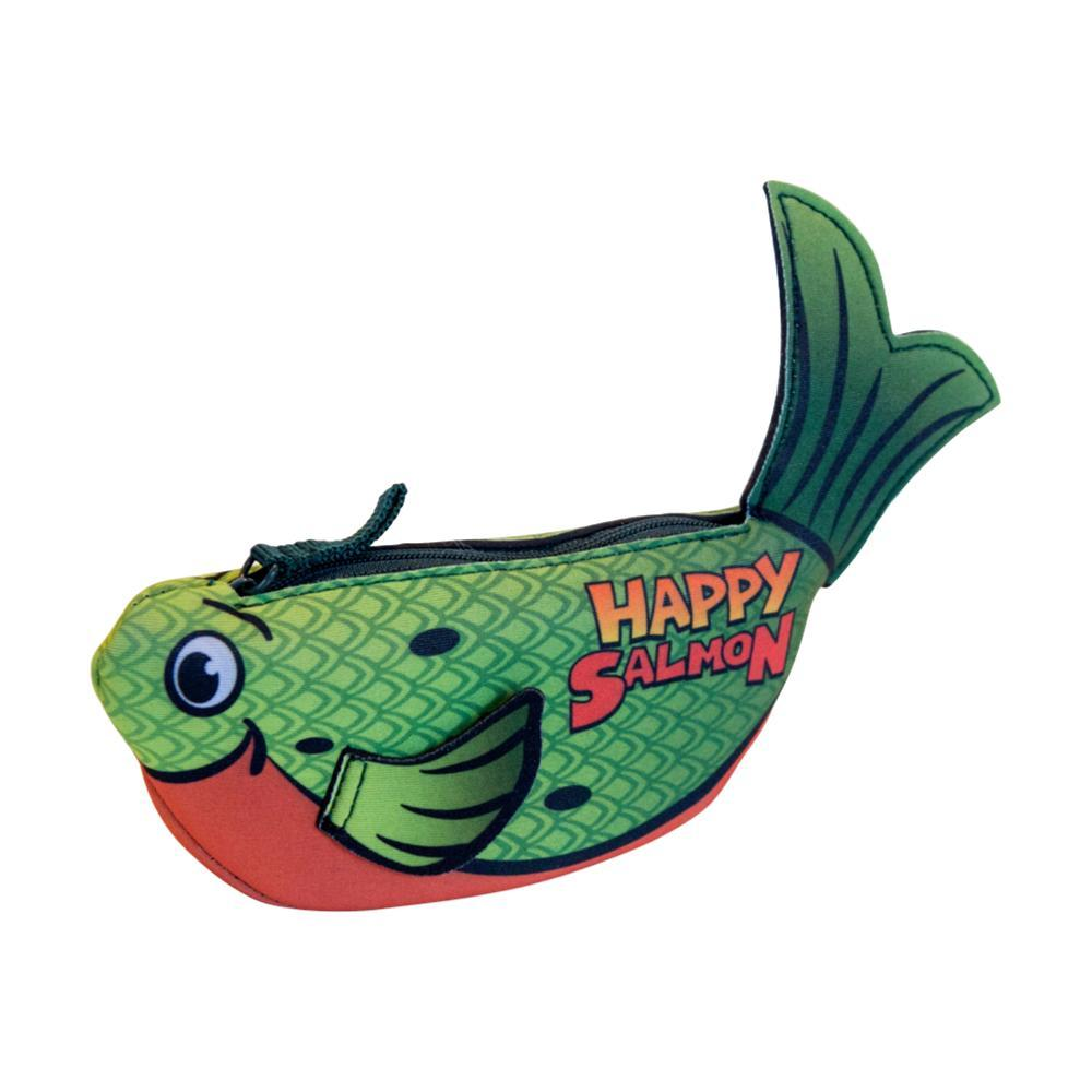 North Star Games Happy Salmon Card Game GREEN