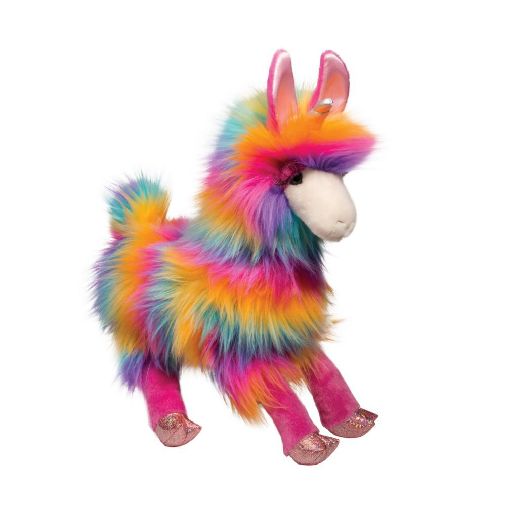 Douglas Toys Lollipop The Rainbow Llamacorn Fuzzle