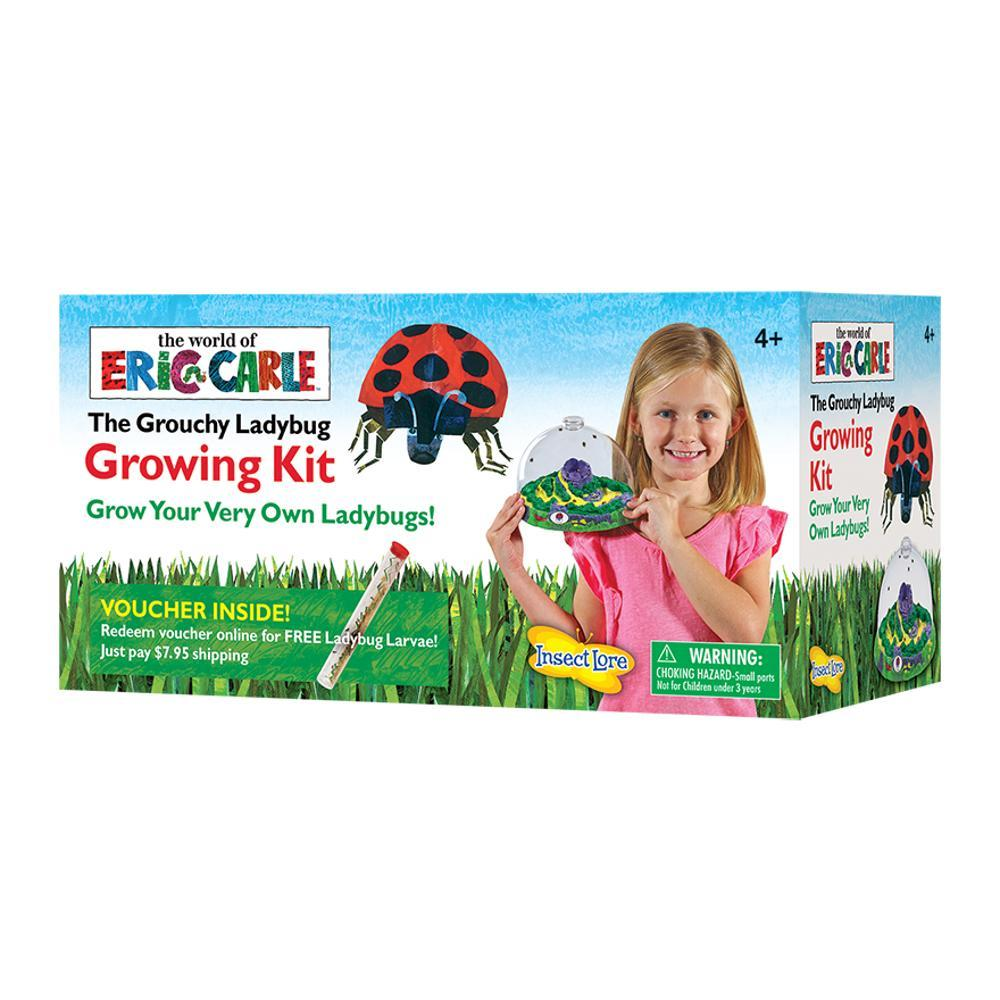 Insect Lore The Grouchy Ladybug Growing Kit