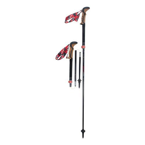 LEKI Micro Vario Ti COR-TEC Trekking Poles