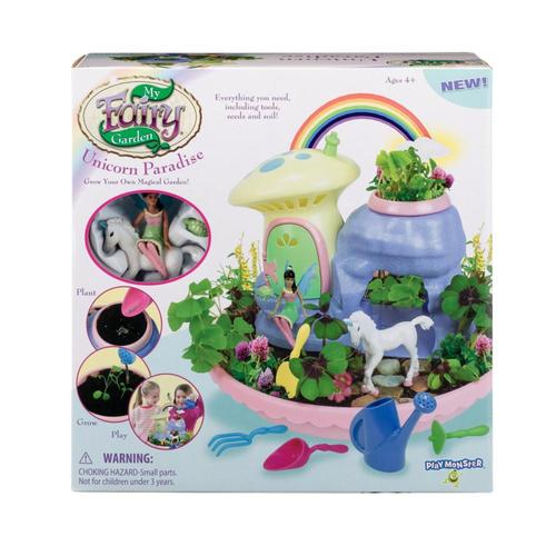 PlayMonster My Fairy Garden Unicorn Paradise