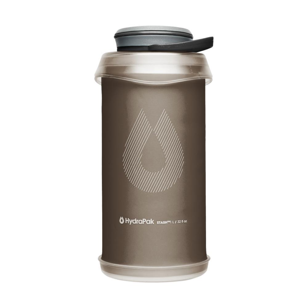 HydraPak Stash 1L - Mammoth Grey Bottle MAMMOTH.GRY