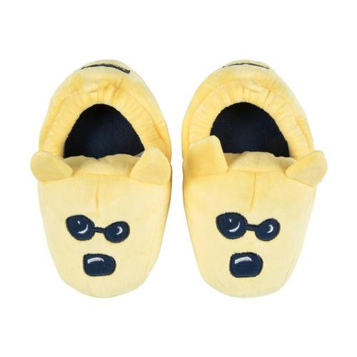 Life is Good Kids Rocket Slippers Yellow