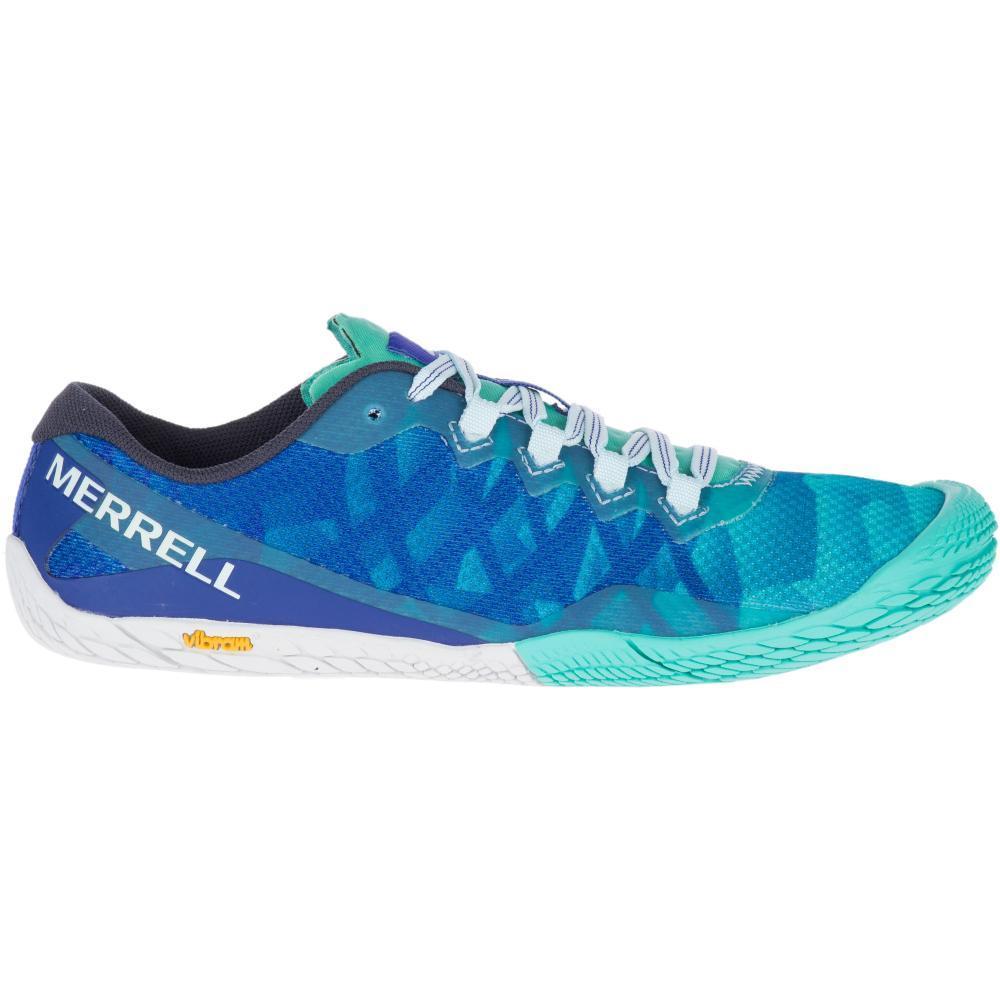 Merrell Women's Vapor Glove 3 Running Shoes BLUESPORT