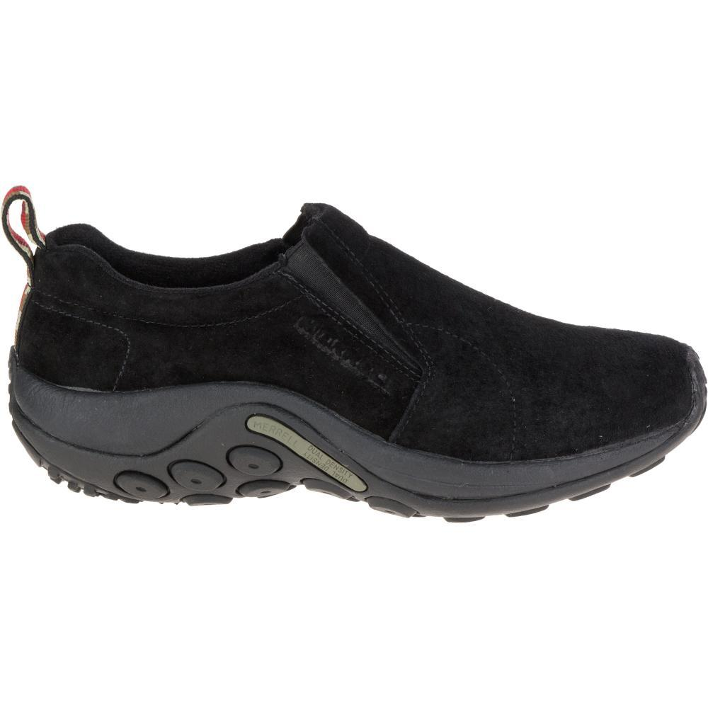 Merrell Men's Jungle Moc Shoes MIDNIGHT