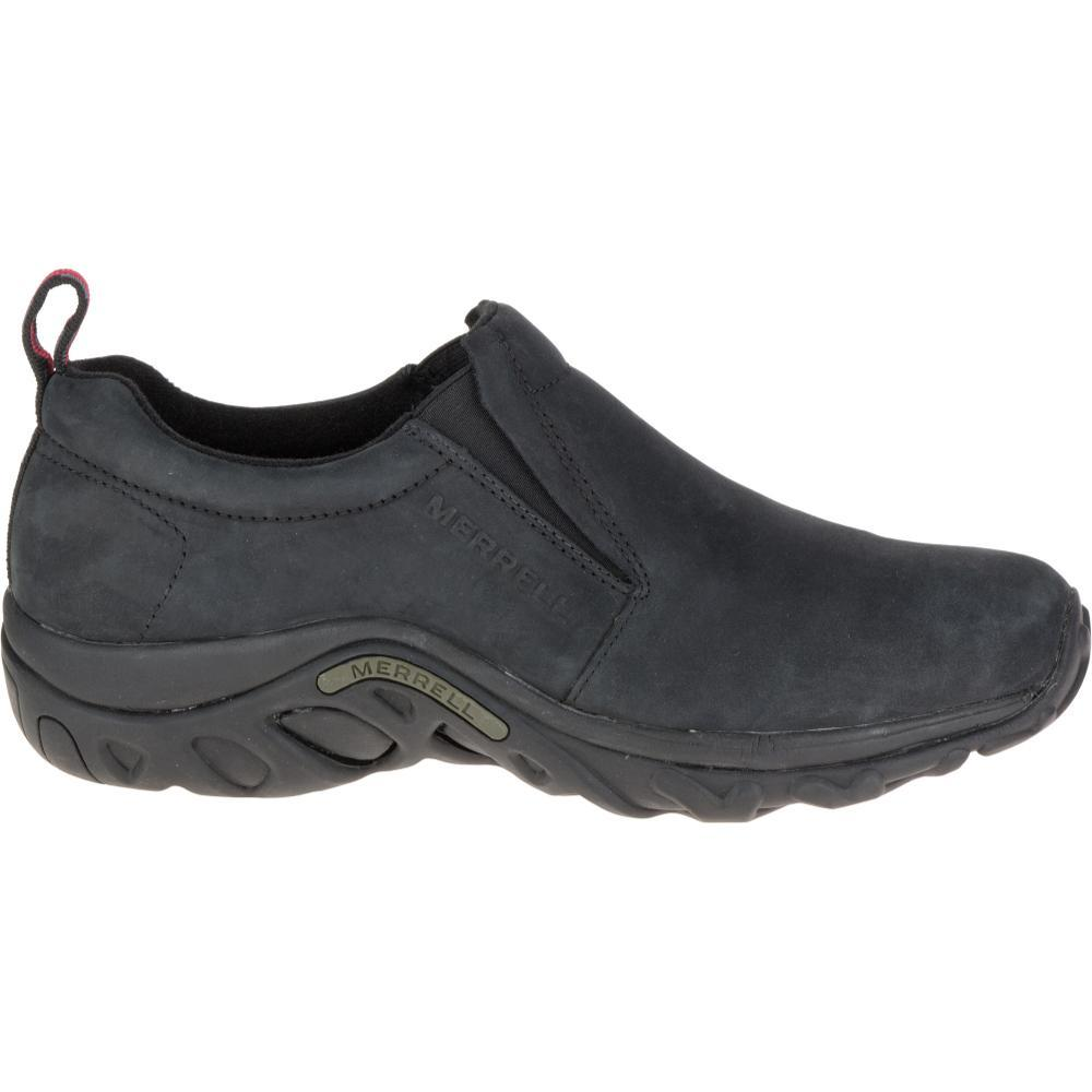 Merrell Men's Jungle Moc Nubuck Shoes BLKNUBK