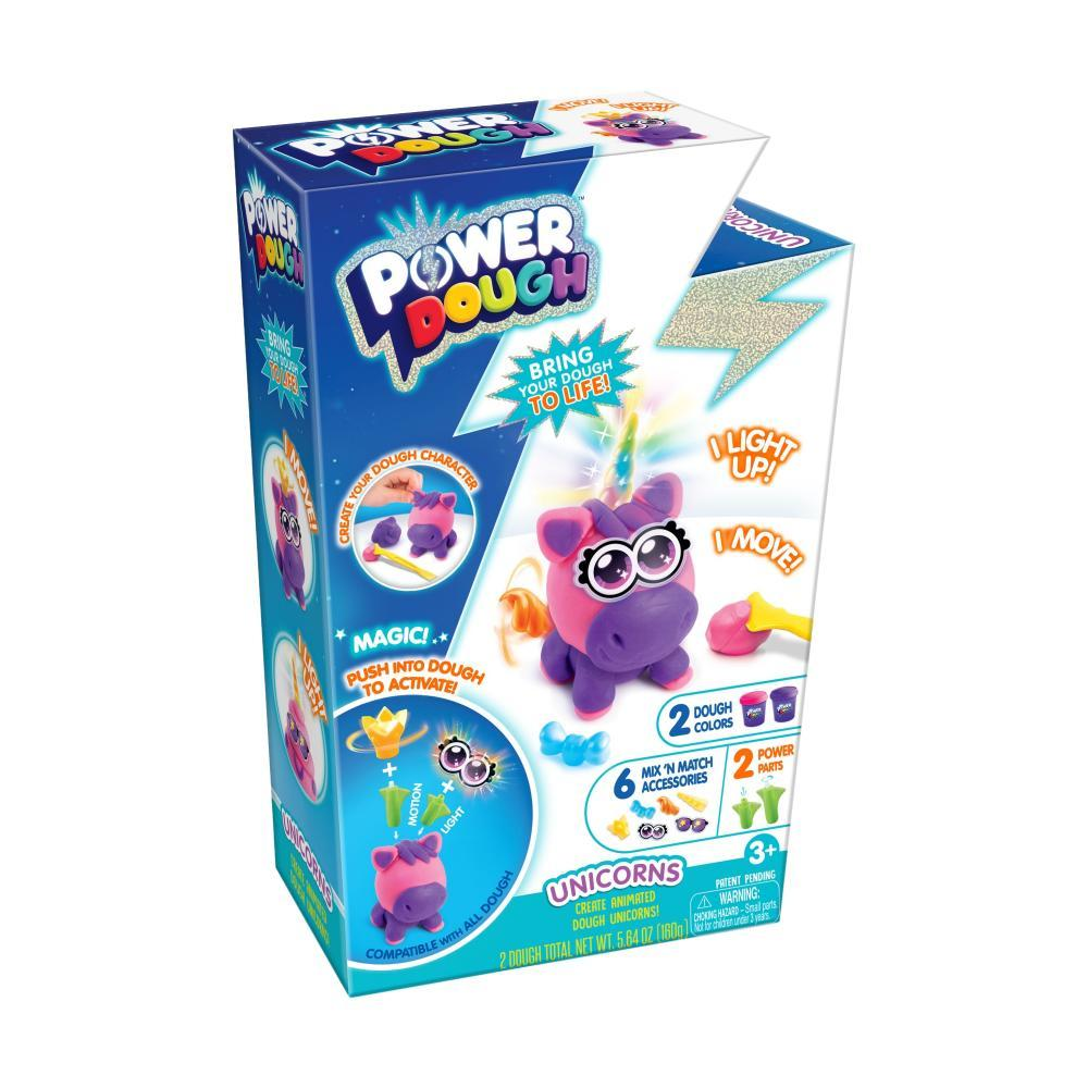 Power Dough Small- Unicorns And Monsters Kit