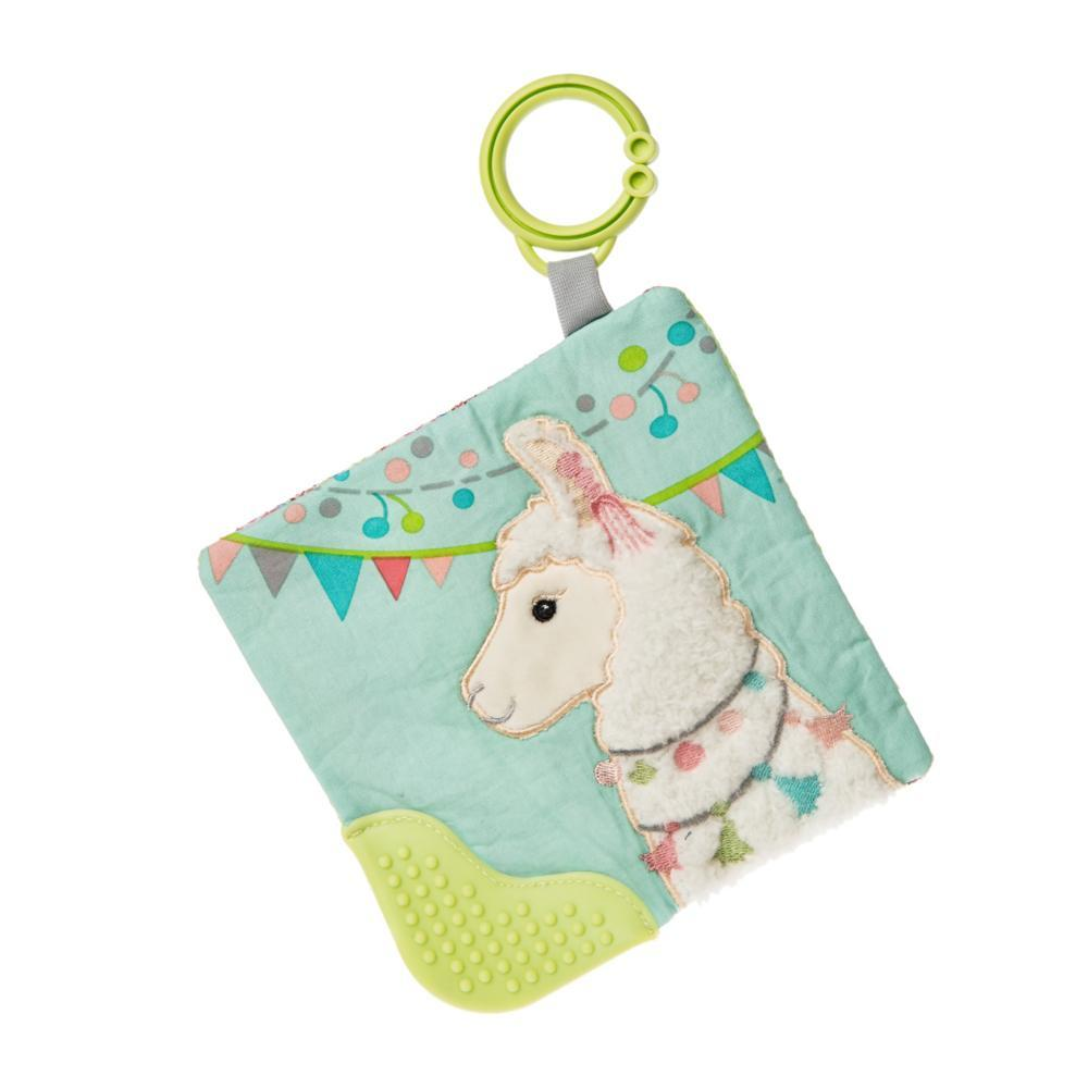 Lily Llama Crinkle Teether