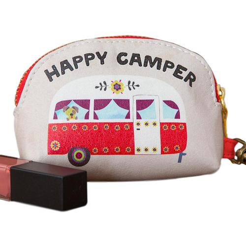 Natural Life Happy Camper Vegan Mini Pouch