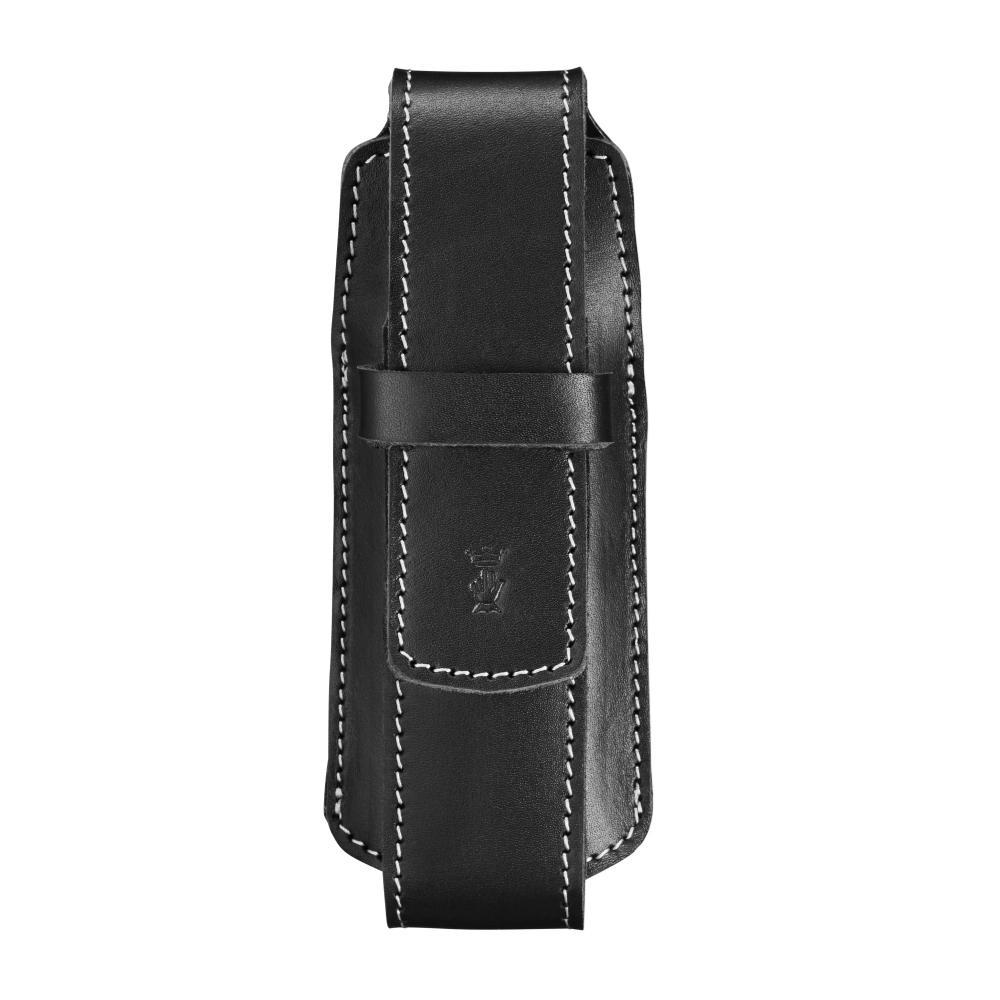 Opinel Chic Black Leather Sheath