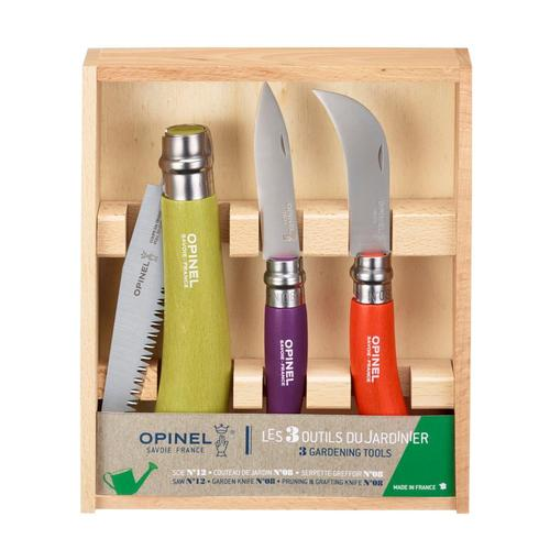 Opinel Gardener's Knives Kit